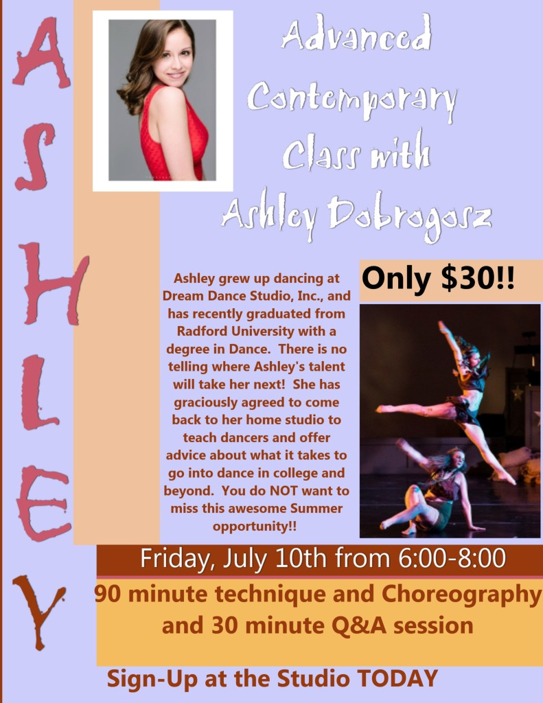 Ashley D Flyer